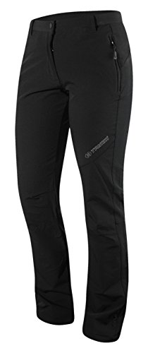 Trimm-Pantaloni donna Roca, Donna, Hose Roca, Grafit Black, XL