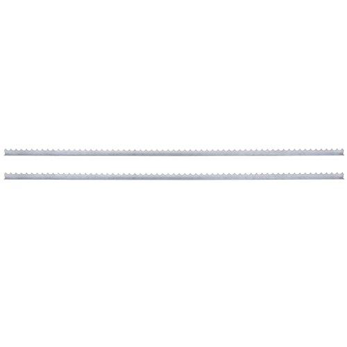 vidaXL 2X Zackenleiste Übersteigschutz 2 m Stahl Verzinkt für Zaun Mauer Tor