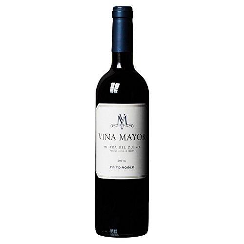 Viña Mayor D.O Ribera Del Duero Vino Tinto Roble 100% Tempranillo - 0,75 L