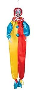 Boland 72088-Figura Decorativa de Zombie Clown, Otros Juguetes