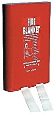 Fire Blanket Hard Box