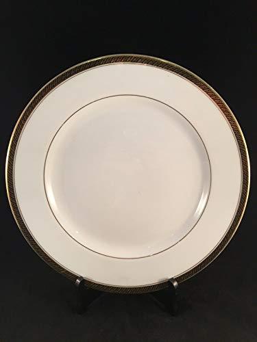 Gold Linda Japan Teller aus feinem Porzellan, 30,5 cm