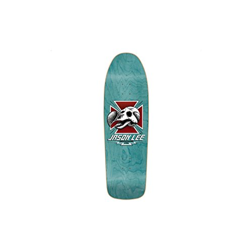 Blind Heritage Jason Lee Dodo Skull Deck Green - 9.625