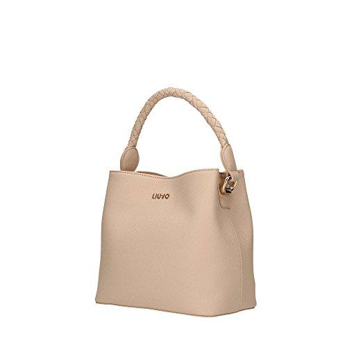 LIU JO BASKET BAG A18101E0499 Cameo