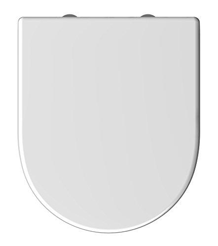 sanicomfort 1799908 Klosettsitz Omnia Architectura Softclose Weiss passend zu Modell 567410