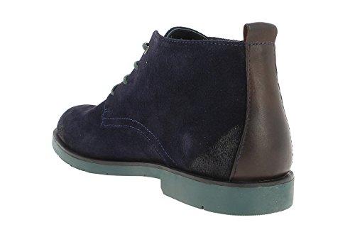 Pikolinos, Bottes pour Homme Bleu - Azul