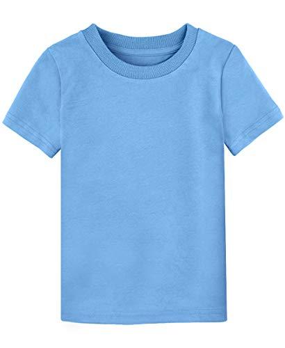 MOMBEBE COSLAND Maglietta Bambino Cotone T Shirt Manica Corta