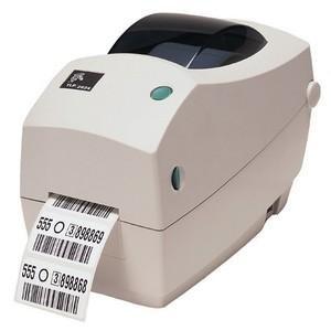 Zebra TLP2824 Plus, 8 Punkte/mm (203dpi), Peeler, RTC, EPL, ZPL, Dual-IF Dual Peeler