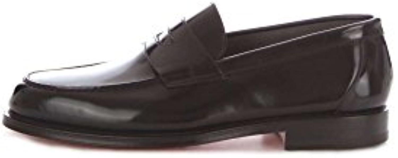 Santoni MCQU13207LC5SNOVN01 Mocasines Hombre  Zapatos de moda en línea Obtenga el mejor descuento de venta caliente-Descuento más grande