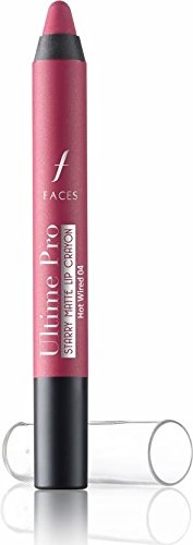 Faces Ultime Pro Starry Matte Lip Crayon 2.8 g (Hot Wired 04)