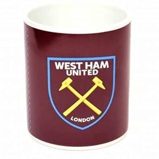 West Ham United F.C. Mug & Keyring Set