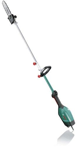 Bosch DIY Antriebseinheit AMW 10 SG, Hochentastenvorsatz, Schultergurt, Karton (1000 W, 26 cm Schnittlänge, Leerlaufdrehzahl 11.400 min-1) -
