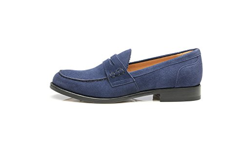 SHOEPASSION.com - N° 180 Bleu