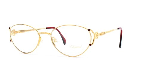 chopard-c019-6050-gold-round-certified-vintage-eyeglasses-frame-for-womens