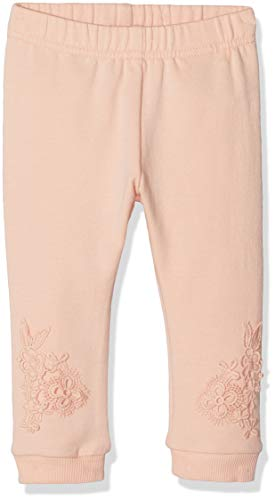 NAME IT Baby-Mädchen Hose NBFSELSE SWE Legging BRU, Rosa (Rose Cloud), 74