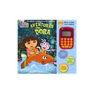 Aventuras con Dora/Adventures with Dor: Diccionario Electronico/Electronic Dictionary (Dora Picture Dictionary) por Ruth Koeppel