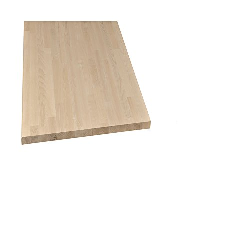 Möbelbauplatte Regalbrett Leimholz Buche 1200 x 250 x 18 mm