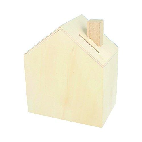 Artemio 14002221-Hucha Decorar casa Madera 12x