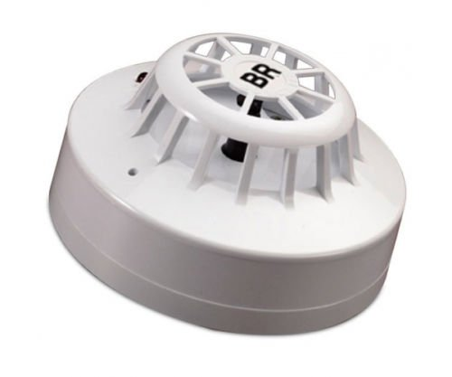 FA28 - CONVENTIONAL HEAT DETECTOR CLASS BR RATE OF RISE ALARM WITH LED MAT 50oC by N/A Rate Von Rise Heat Detector