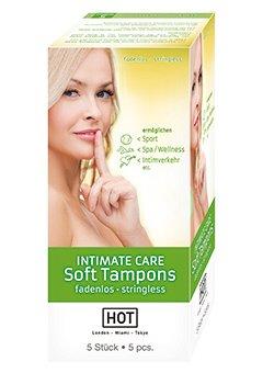 Hot Intimate Care Weiche Stempelkissen 5uds