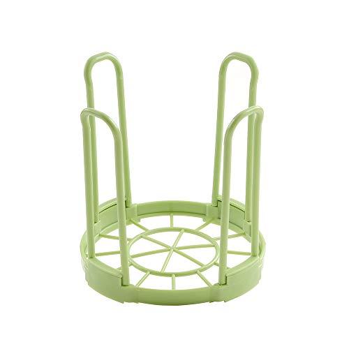 GWLYHZ Küche lagerung tragbare kunststoffgitter Schalen veranstalter ablauf Wasser Rack Platte Regal Halter küche liefert Platte Rack