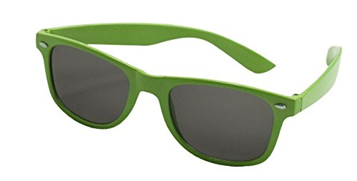 Folat Blues Brothers Brille Neon Party-g