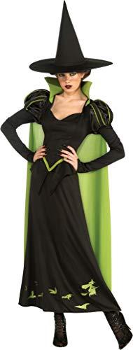 Kostüm Böse Hexe des Westens, Zauberer von Oz, Erwachsenen-Kostüm-Größe Medium ()