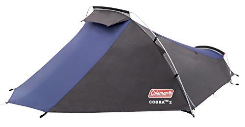 Coleman Cobra Tienda de dormir, Azul/Gris, 2 personas
