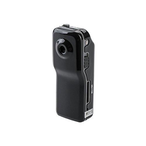 KOBERT GOODS - Mini-WiFi-Kamera (K41) - sehr kleine IP-Überwachungskamera mit WLAN-Verbindung zur mobilen & vielseitigen Aufnahme von Bildern & Videos - inkl. Bewegungssensor & nützlichem Zubehör (Filme Ipad Herunterladen)