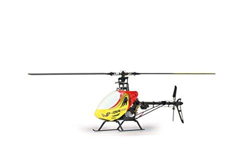Preisvergleich Produktbild Jamara 031565 - RC E-Rix 500 Carbon RTF Gas links Eingeflogen inklusive 2,4 GHz Fernsteuerung