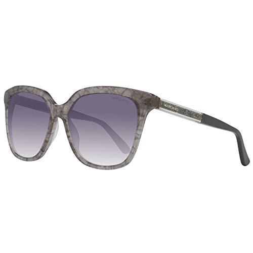 Guess MARCIANO Damen GM0769-5420C Sonnenbrille, Grau (Grey), 54