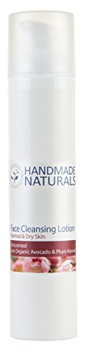 Hecho a mano Naturals Plum y aguacate Face Cleanser