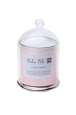 Premium Scented Soy Wax Vegan Candles With Inspired Quotes By NN Inspirational Gifts – Wide Range Of Fragrances & Scents – Cosy Home 300g Luxury Rose Gold Bell Candle – Perfect Present Or Décor Idea by Natalia Nicholson