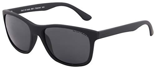 BASTA BASIC POLARIZED Sonnenbrille matte black/black