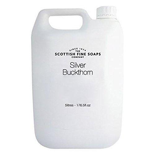 Scottish Fine Soaps Commercial Silver Buckthorn Hair & Body Shampoo Refill
