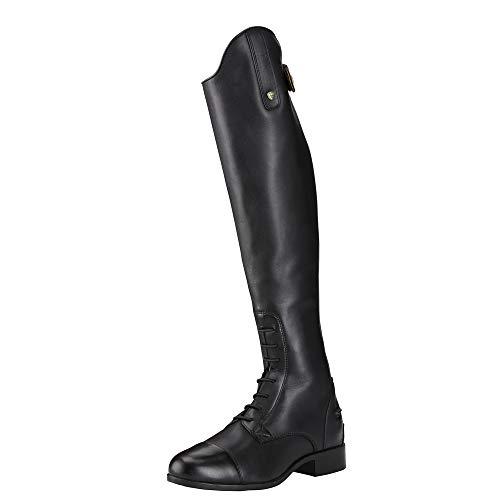 ARIAT Damen Reitstiefel New Heritage Contour II Field Zip schwarz, 7 (41), RT Ariat Tall Boots