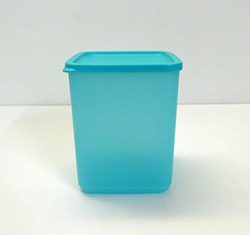 Tupperware Kühlschrank Geburtstagskracher 1,8 L türkisblau Frischebehälter Dose