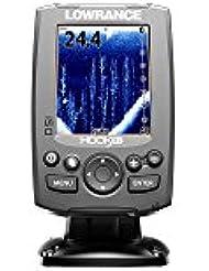 Sondeur HOOK 3X DSI Sonde TA - LOWRANCE