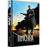 Hitcher - Der Highway Killer Limited Uncut Edition Mediabook (Blu ray + DVD) Cover C, limitiert auf 444 Exemplare