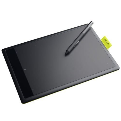 Wacom One by Bambus Splash CTL471Pen Tablet Handschriftliche Notizen Skizzen Doodles E-Mails Buchstaben Grußkarten Rechts Links Hand Grafiktablett