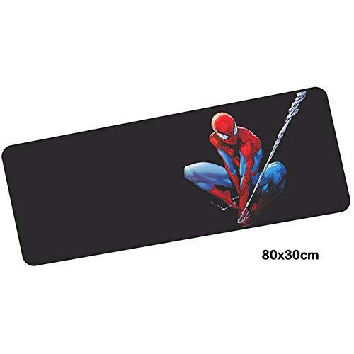 aus computer spiel player mauspad 800x300x3mm pad maus gummi wasserdicht mauspad ergonomische gadget schreibtisch pad ()