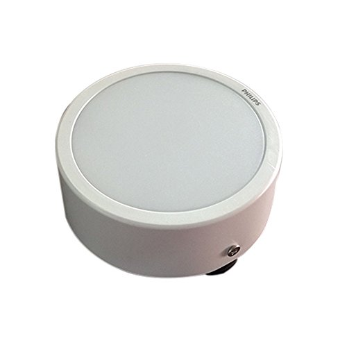 Philips 7W Surface LED Ceiling Light Round Warm White Light