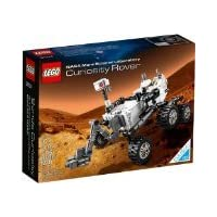 LEGO 6076795 NASA Mars Science Laboratory Curiosity Rover Set