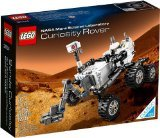 LEGO NASA Mars Science Laboratory Curiosity Rover CUUSOO 21104