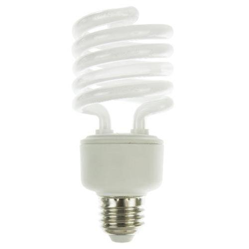 Kompaktleuchtstofflampe Sylvania Glühbirne (Sunlite sms23/65K sms23/65K 23-watt Super Mini Spirale Energiesparend Medium Basis CFL Glühbirne, Tageslicht)