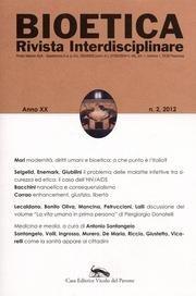 Bioetica. Rivista interdisciplinare (2012) por aa.vv.
