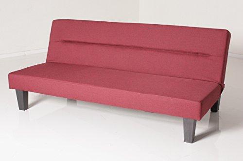 KAWOLA DONNA Schlafsofa Stoff | modernes Design