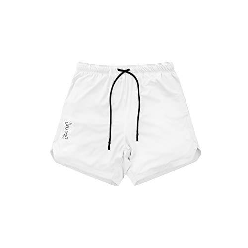 LSAltd Sommer-Mann-populäre Bequeme Sport-dünne Eignungs-Kurzschluss-Hosen-männliche einfache Normallack-Kordelzug-Kurzschluss-Hosen