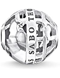 Thomas Sabo Black Globe Onyx Bead