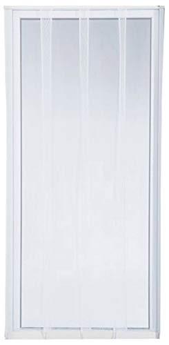 Powerfix® Fliegengitter-Lamellenvorhang Insektenschutz 272982 Weiß